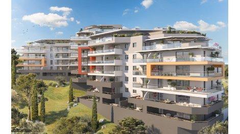 Appartement neuf A Torra éco-habitat à Ajaccio