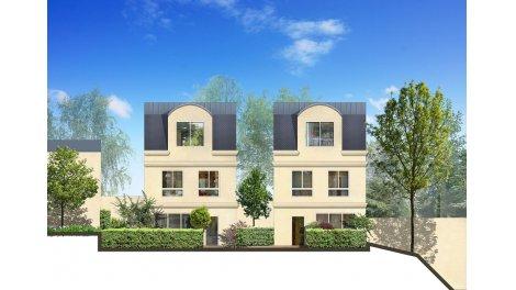 Maisons neuves La Villa Robinson à Châtenay-Malabry