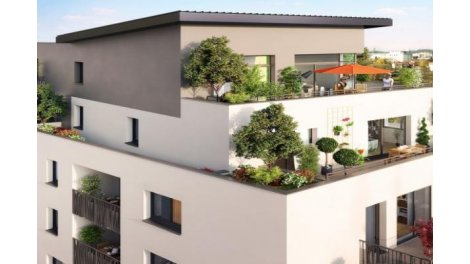 programme immobilier Metz Moselle 57