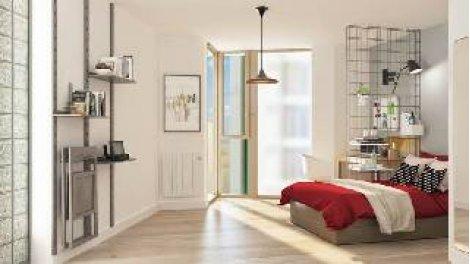 Appartement neuf Paris 19 A1 à Paris 19ème
