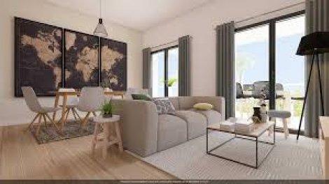 Appartement neuf Lyon 5 j investissement loi Pinel à Lyon 5ème