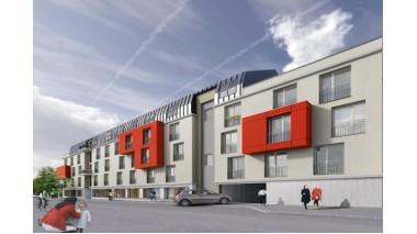 Appartements neufs Dijon Academie A1 investissement loi Pinel à Dijon