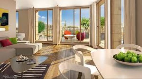 Appartement neuf Nancy O investissement loi Pinel à Nancy