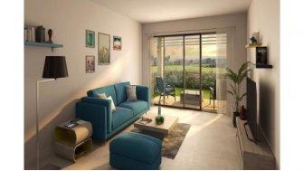 Appartements neufs Begles éco-habitat à Bègles