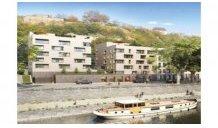Appartements neufs Lyon 2 Quai Saone investissement loi Pinel à Lyon 2ème