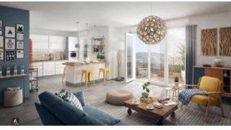 Appartements neufs Bassens éco-habitat à Bassens