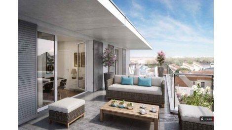 Appartements neufs La Rochelle e A1 investissement loi Pinel à La Rochelle