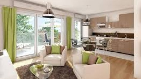 Appartement neuf Villeurbanne ja investissement loi Pinel à Villeurbanne