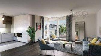 """Programme immobilier du mois """"Grenoble j"""" - Grenoble"""