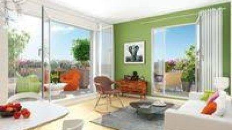 Appartement neuf Lyon 8 Jan investissement loi Pinel à Lyon 8ème