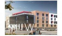 Appartements neufs Student la Rochelle A1 éco-habitat à La Rochelle