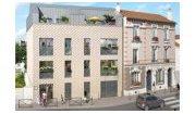Appartements neufs Aubervilliers éco-habitat à Aubervilliers