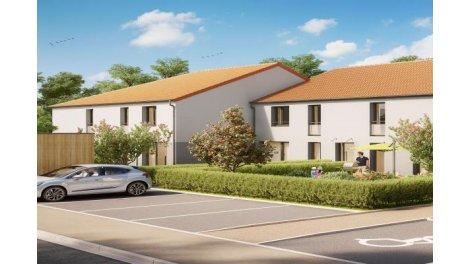 programme immobilier Dijon Côte d'Or 21