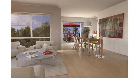 Appartement neuf Versailles A1 investissement loi Pinel à Versailles