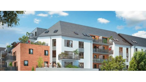 eco habitat neuf à Colmar