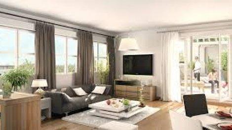 Appartement neuf Lyon 3 n éco-habitat à Lyon 3ème