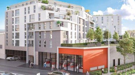 Appartement neuf Nuance investissement loi Pinel à Gentilly
