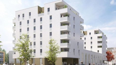 Appartement neuf Le Cover Green investissement loi Pinel à Massy