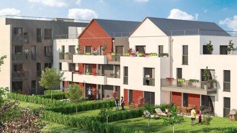 Appartement neuf Les Jardins d'Orélie à Orléans