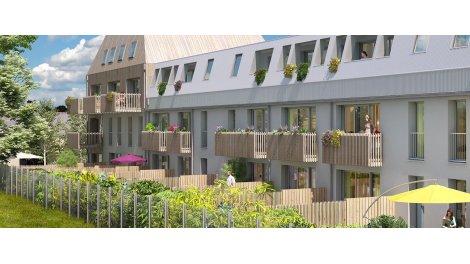 immobilier ecologique à Bouguenais