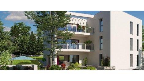 Appartement neuf Regards sur l'Erdre à Nantes