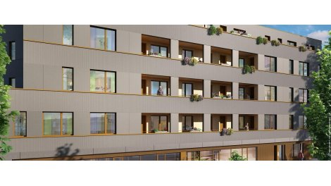 Appartement neuf Coeur Talensac investissement loi Pinel à Nantes