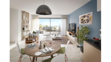 Appartement neuf Residence de Standing investissement loi Pinel à Aix-les-Bains
