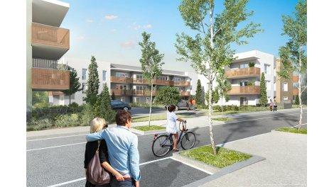 Appartement neuf Cosy Lodge éco-habitat à Aix-les-Bains