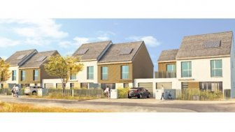 Maisons neuves Residence Eole éco-habitat à Carpiquet