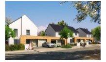 Maisons neuves Le Quartier du Becquet éco-habitat à Colleville-Montgomery