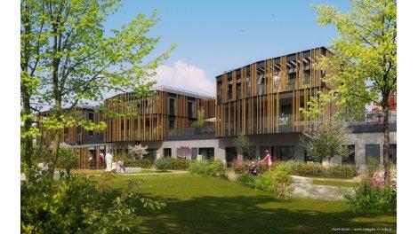 eco habitat neuf à Colombelles
