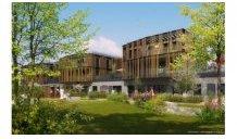 Appartements neufs Les Terrasses Solaria éco-habitat à Colombelles
