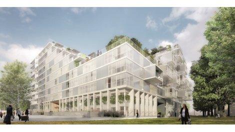 Appartement neuf Luminescence à Bordeaux