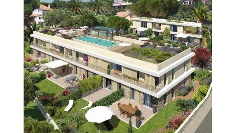 Appartements et villas neuves Villa Eugenia à Les Issambres