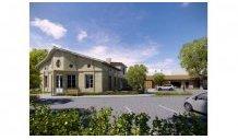 Appartements neufs Domaine de Fourchâteau éco-habitat à Mérignac