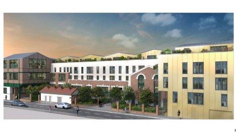 Appartement neuf Graindorge à Bagnolet