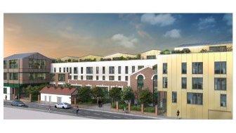 Appartements neufs Graindorge éco-habitat à Bagnolet