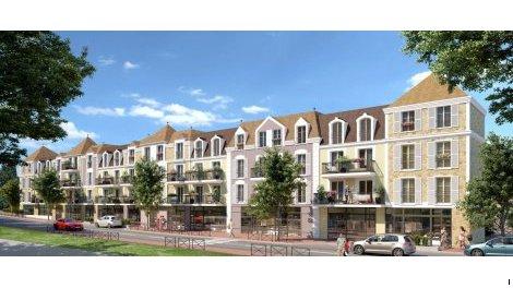 Appartement neuf Pastels à Villiers-sur-Marne