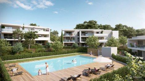 Appartement neuf Opalina éco-habitat à Roquebrune-sur-Argens
