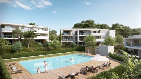 Appartement neuf Opalina à Roquebrune-sur-Argens
