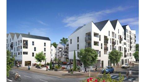 Appartement neuf Neocity éco-habitat à Billère