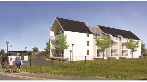 Appartements neufs Lescar éco-habitat à Lescar