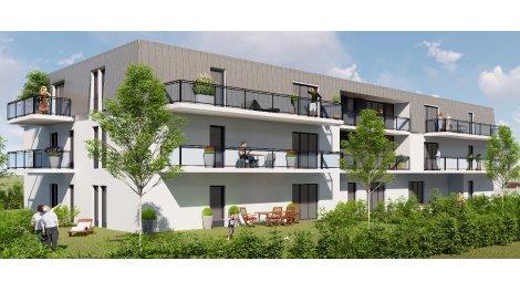 Appartements et maisons neuves Résidence du Parc éco-habitat à Pau
