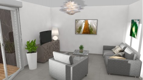 logement neuf à Toulouse
