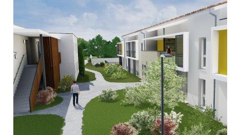 Appartement neuf Carre Verde éco-habitat à Aucamville