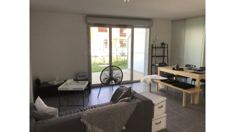 Appartement neuf Le Patio à Toulouse