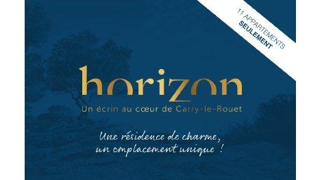 Appartement neuf Horizon éco-habitat à Carry-le-Rouet