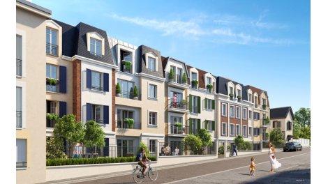 Appartement neuf Résidence Magnolias éco-habitat à Villiers-sur-Marne