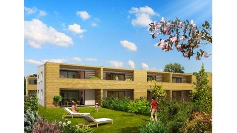 Appartement neuf L'Ami Chemin investissement loi Pinel à Saint-Jacques-de-la-Lande
