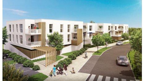 Appartement neuf Lodg'en à Saint-Gilles